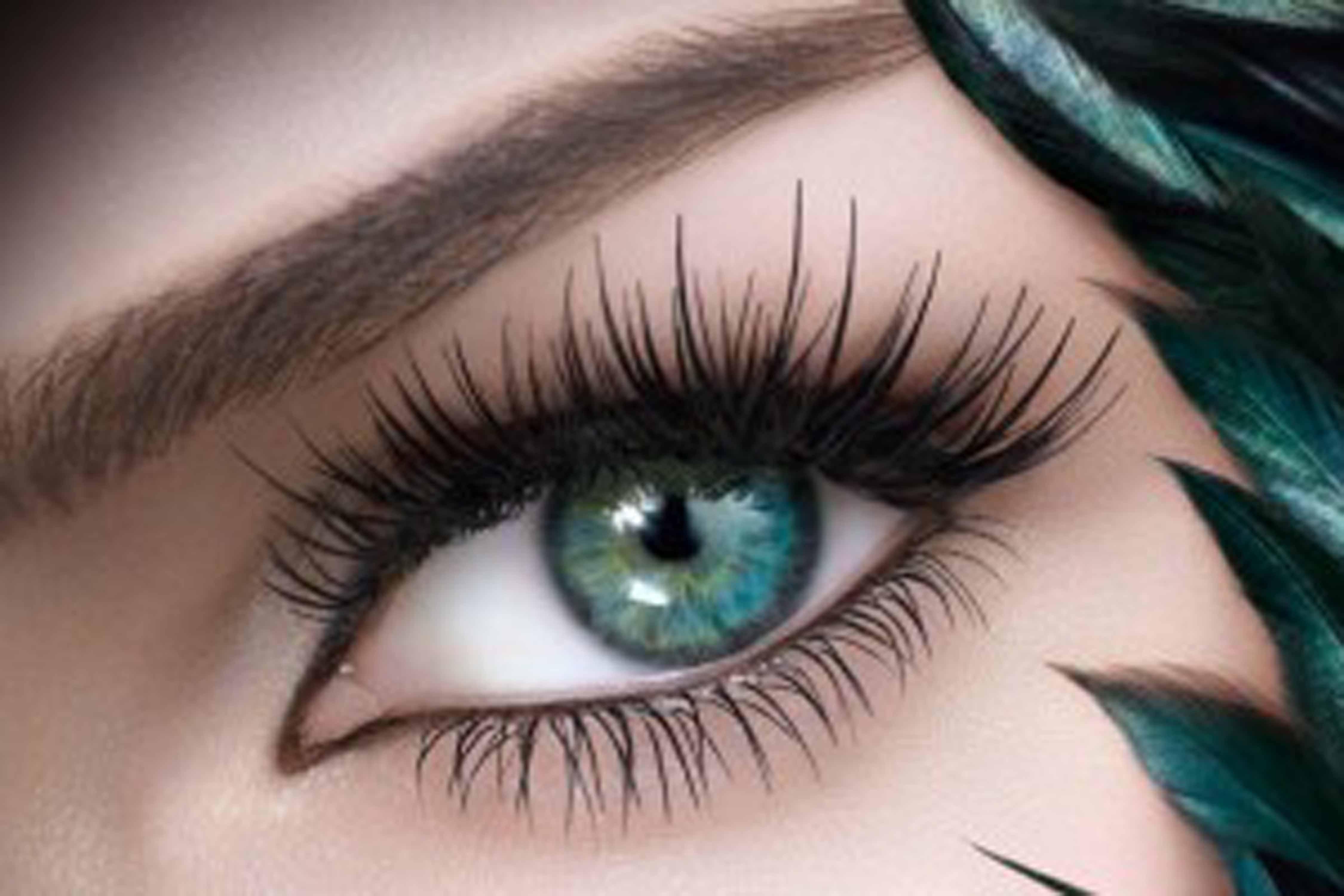 Фото глаз красивой девушки 2 фотография